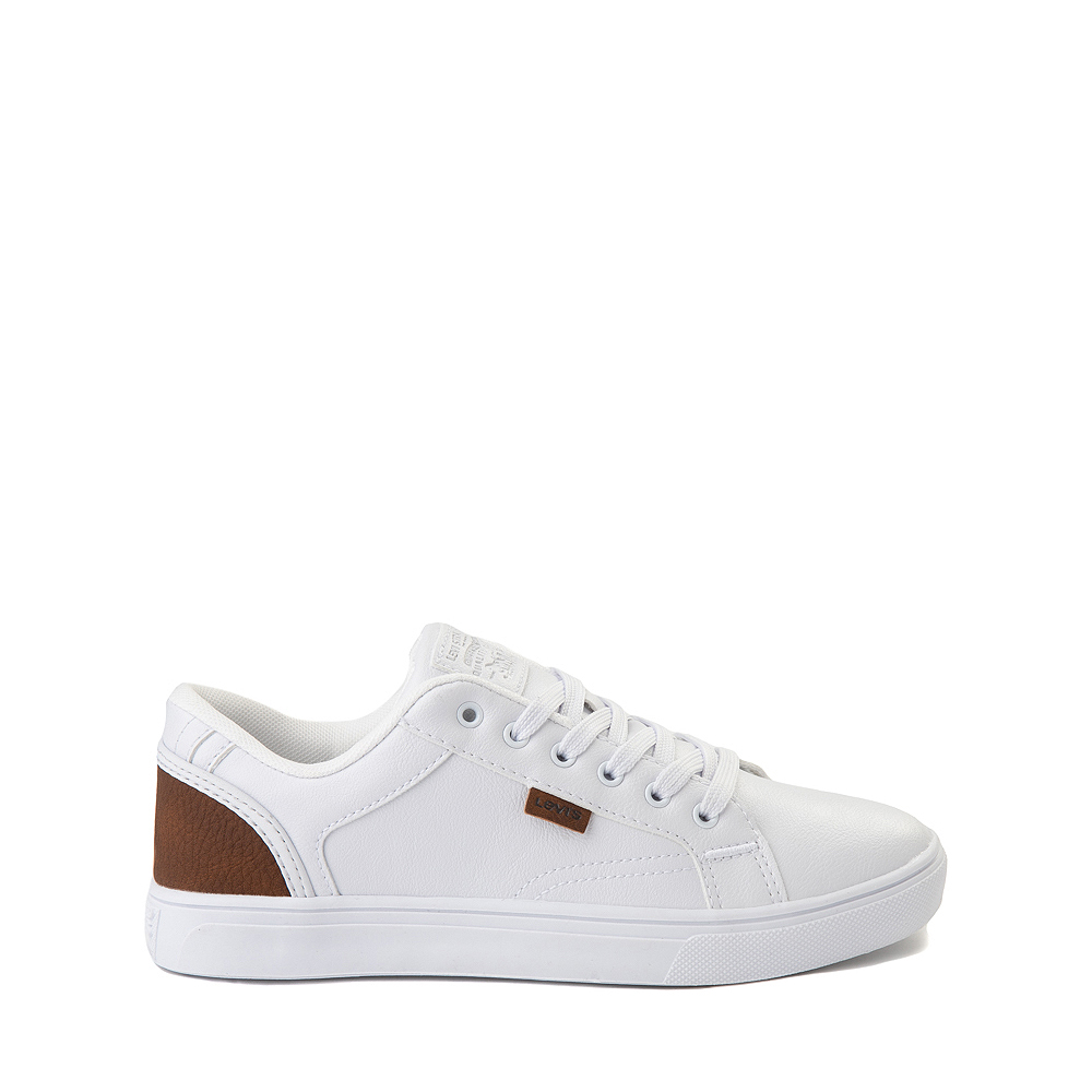 Levi's 501® Jeffrey Casual Shoe - Big Kid - White