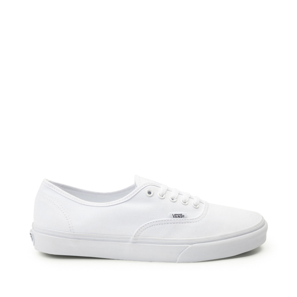 vans authentic bianche