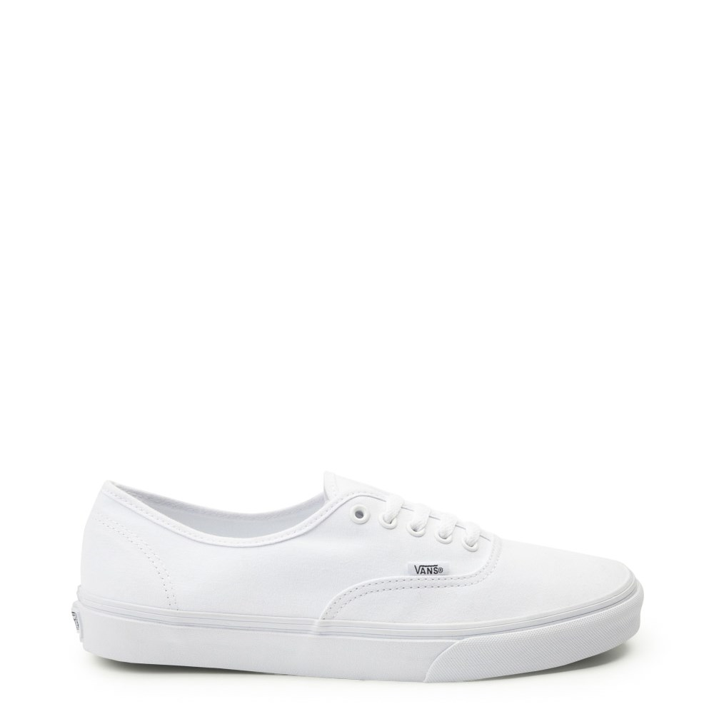 Vans Authentic Skate Shoe True White