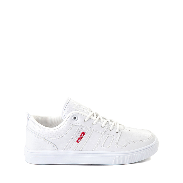 Main view of Levi's 521 BB Lo V Casual Shoe - Toddler - White