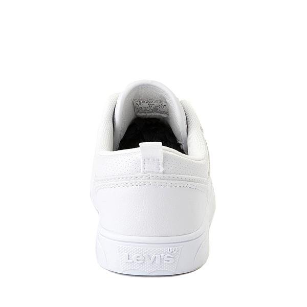 alternate view Levi's 521 BB Lo V Casual Shoe - Toddler - WhiteALT4