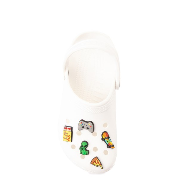 alternate view Crocs Jibbitz™ Gamer Shoe Charms 5 Pack - MulticolorALT1