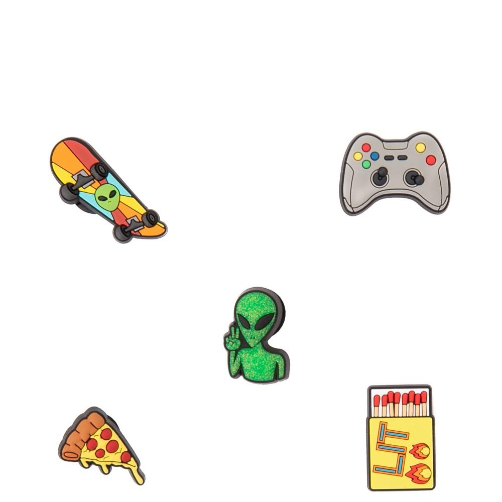 Crocs Jibbitz™ Gamer Shoe Charms 5 Pack - Multicolor