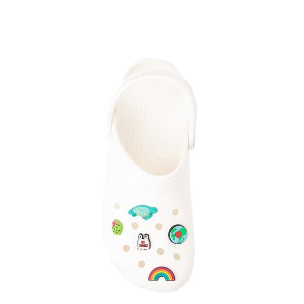alternate view Crocs Jibbitz™ Our Planet Shoe Charms 5 Pack - MulticolorALT1