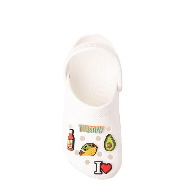 alternate view Crocs Jibbitz™ Taco Tuesday Shoe Charms 5 Pack - MulticolorALT1