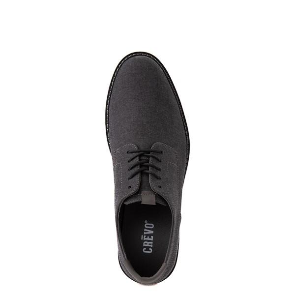 alternate view Mens Crevo Buddy Oxford Casual Shoe - BlackALT2