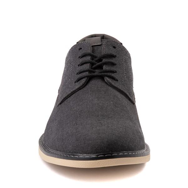 alternate view Mens Crevo Buddy Oxford Casual Shoe - BlackALT4