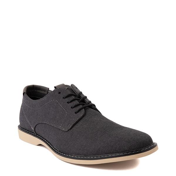 alternate view Mens Crevo Buddy Oxford Casual Shoe - BlackALT5