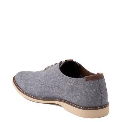 Alternate view of Mens Crevo Buddy Oxford Casual Shoe - Navy Chambray