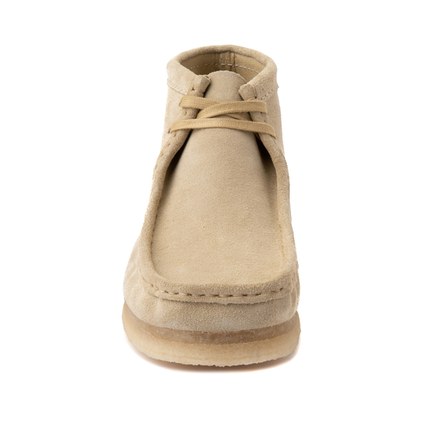 alternate view Mens Clarks Originals Wallabee Chukka Boot - SandALT4
