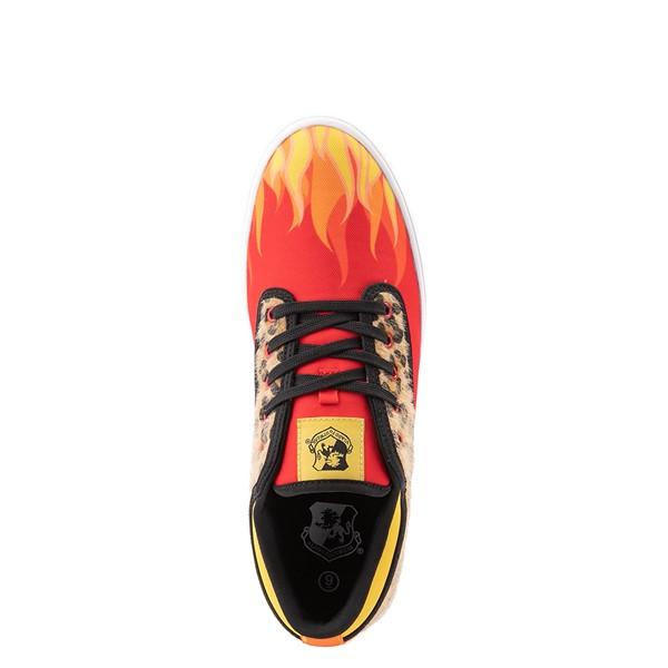 alternate view Mens Vlado Spectro 3 LE Athletic Shoe - Flames / LeopardALT4B