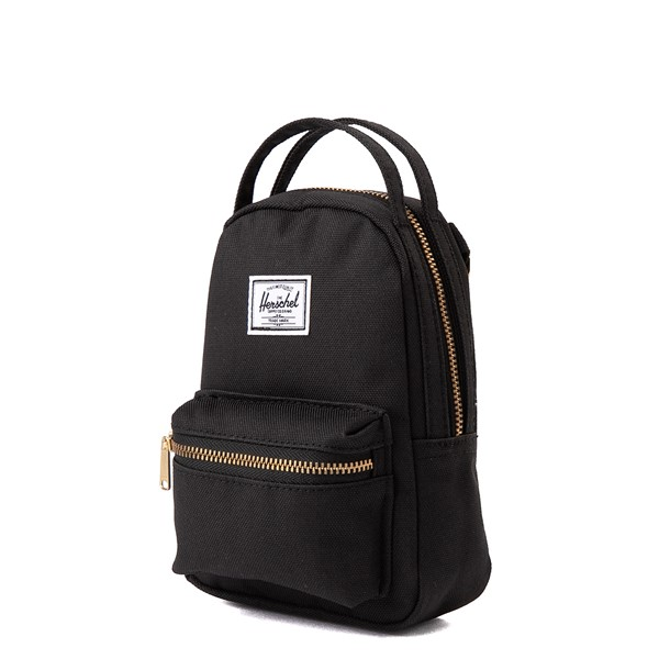 alternate view Herschel Supply Co. Nova Crossbody Bag - BlackALT4