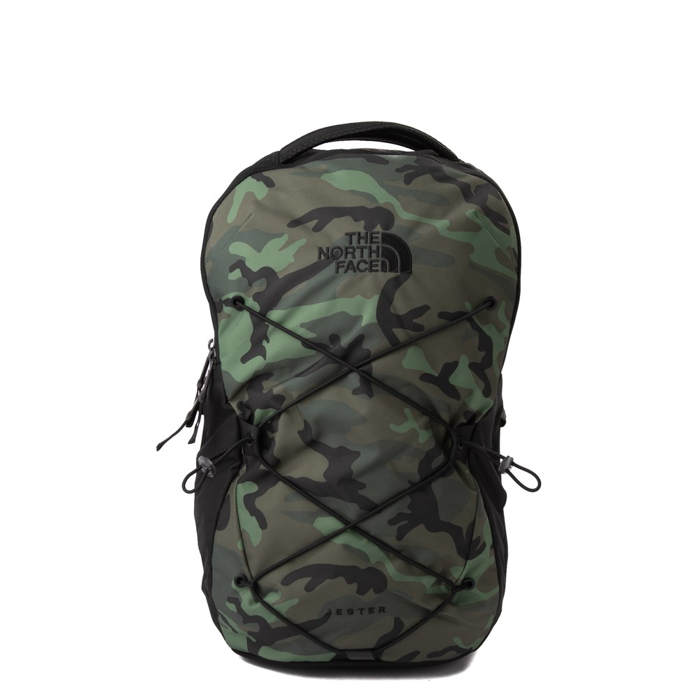 The North Face Jester Backpack - Thyme Brushwood Camo