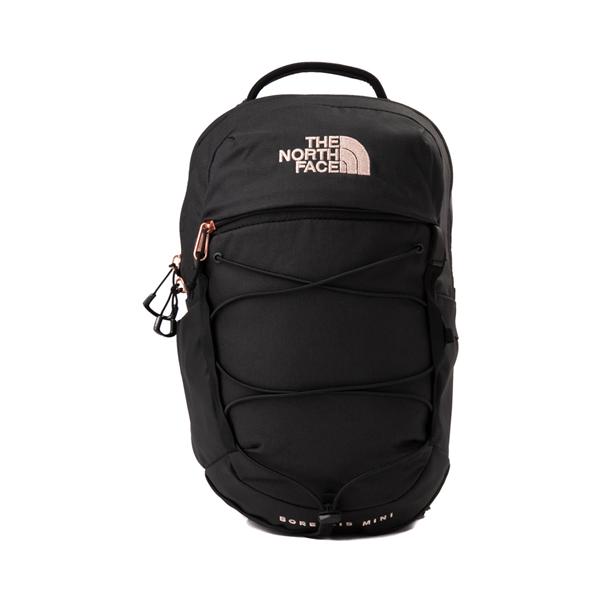 Womens The North Face Borealis Mini Backpack - Metallic Coral