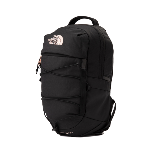 alternate view Womens The North Face Borealis Mini Backpack - Metallic CoralALT4