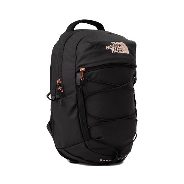 alternate view Womens The North Face Borealis Mini Backpack - Metallic CoralALT4B