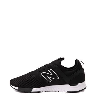Alternate view of Mens New Balance 247 Athletic Shoe - Black