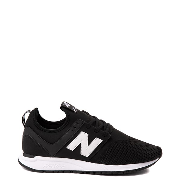Main view of Womens New Balance 247 Athletic Shoe - Black