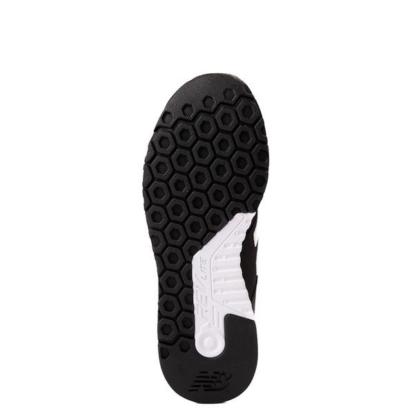 alternate view Womens New Balance 247 Athletic Shoe - BlackALT3