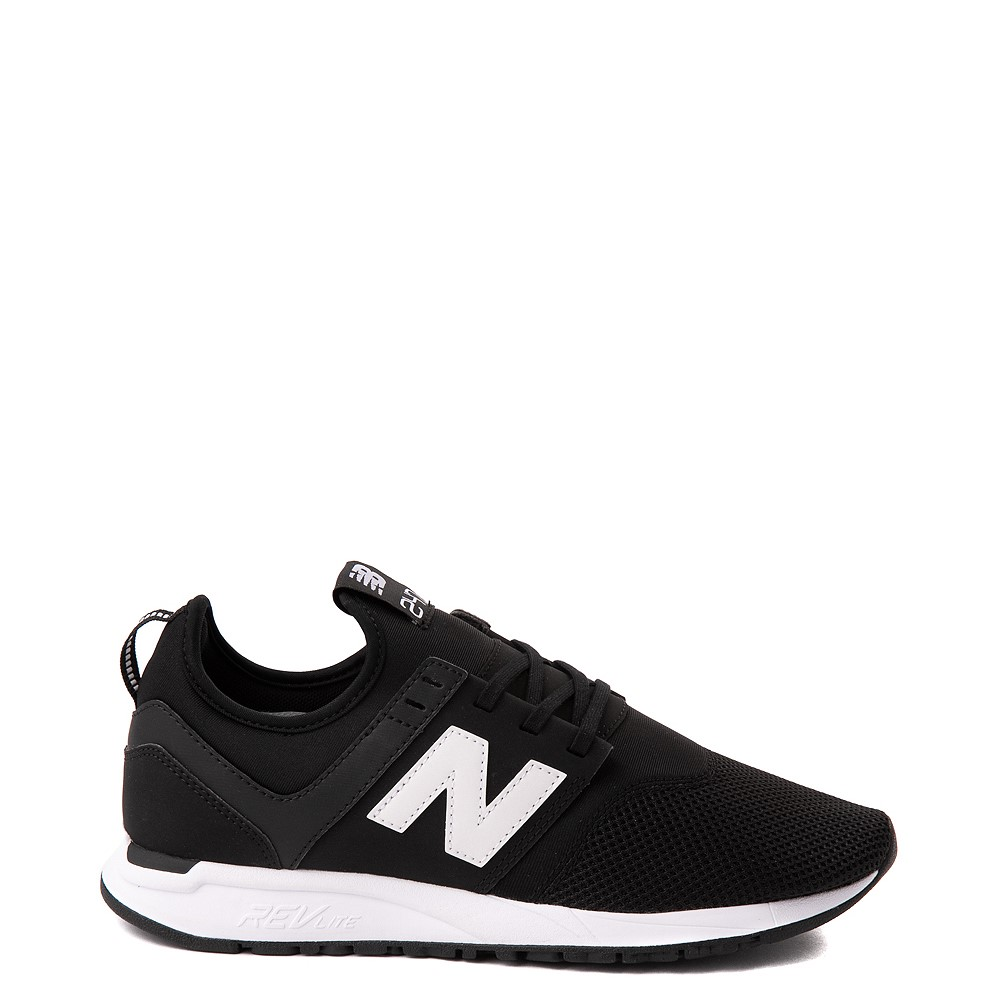 Womens New Balance 247 Athletic Shoe - Black