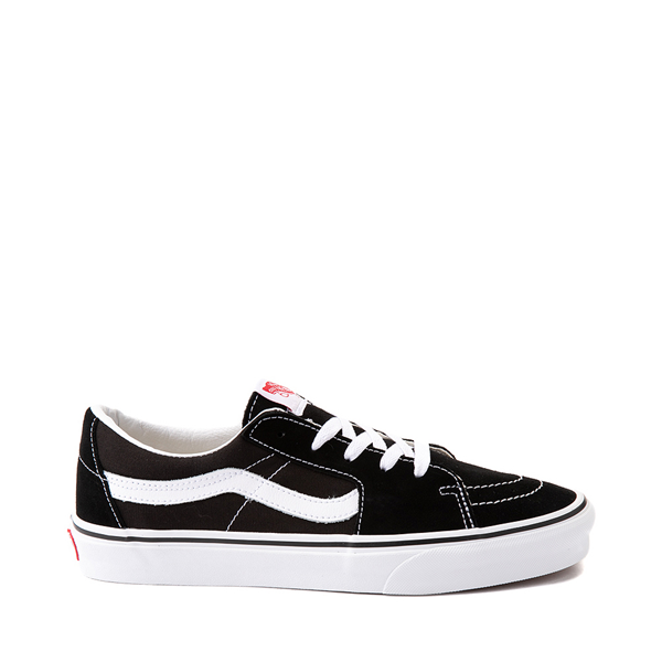Main view of Vans Sk8 Low Skate Shoe - Black