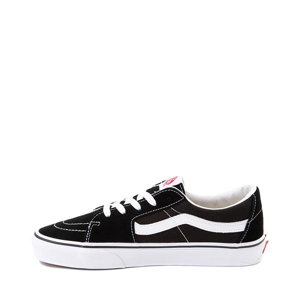 alternate view Vans Sk8 Low Skate Shoe - BlackALT1
