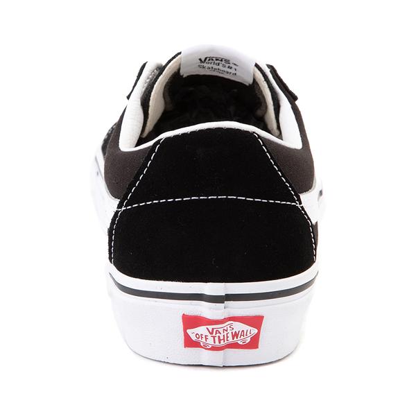 alternate view Vans Sk8 Low Skate Shoe - BlackALT4