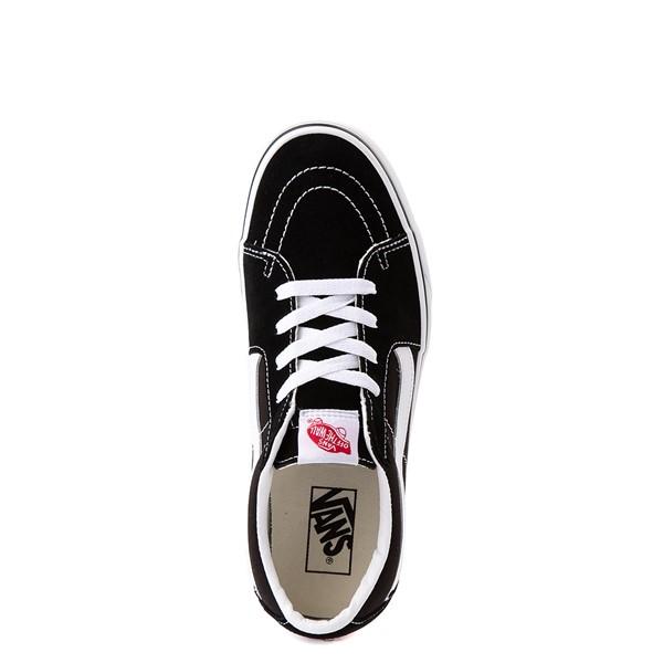 alternate view Vans Sk8 Low Skate Shoe - BlackALT4B
