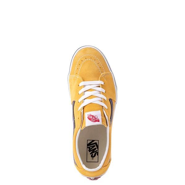 alternate view Vans Sk8 Low Skate Shoe - Honey Gold / PurpleALT4B