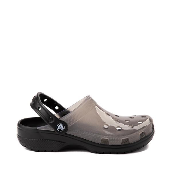 Crocs Classic Translucent Clog - Black