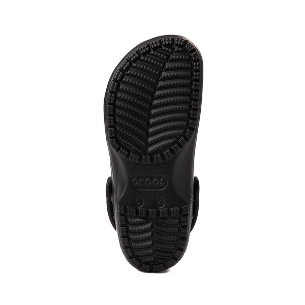 alternate view Crocs Classic Translucent Clog - BlackALT3