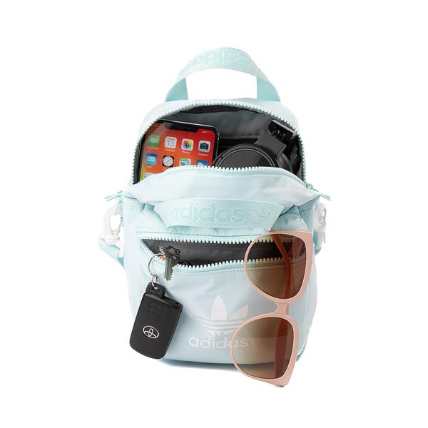 alternate view adidas Micro Backpack - MintALT1
