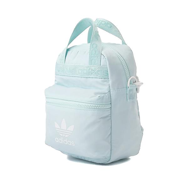 alternate view adidas Micro Backpack - MintALT4