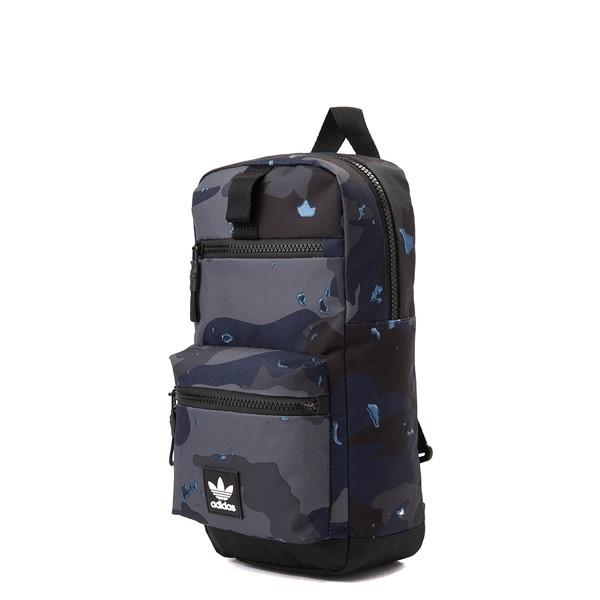 alternate view adidas Originals Utility Sling Bag - Rain CamoALT4