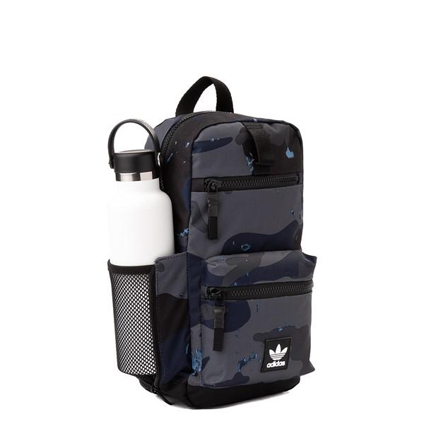 alternate view adidas Originals Utility Sling Bag - Rain CamoALT4B