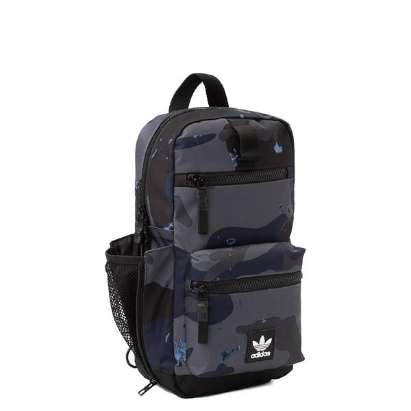 alternate view adidas Originals Utility Sling Bag - Rain CamoALT4C