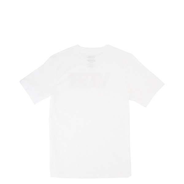 alternate view Vans Drop V Tee - Little Kid / Big Kid - White / Neon Tie DyeALT1