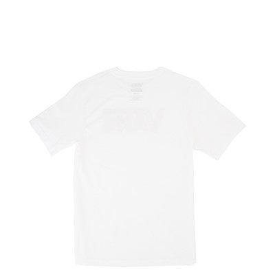 Alternate view of Vans Drop V Tee - Little Kid / Big Kid - White / Neon Tie Dye