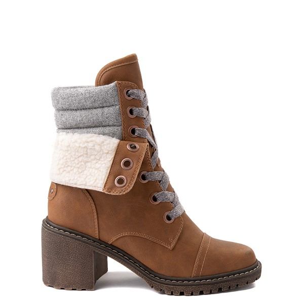 Main view of Womens Roxy Wander On Hiker Boot - Cocoa