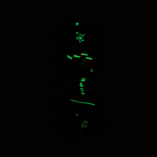 alternate view Fun Glow Footies 5 Pack - Baby - MulticolorALT1