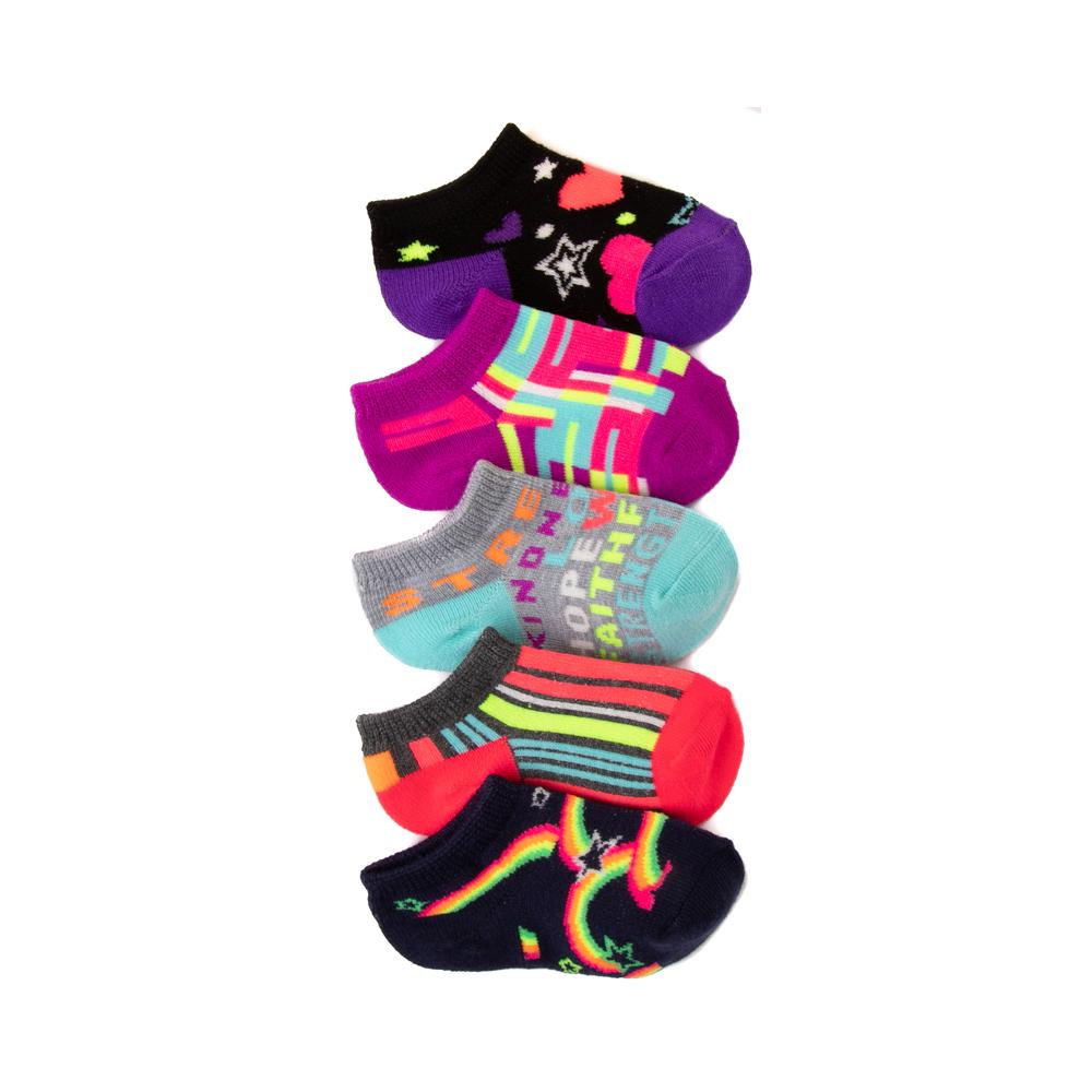 Fun Glow Footies 5 Pack - Baby - Multicolor