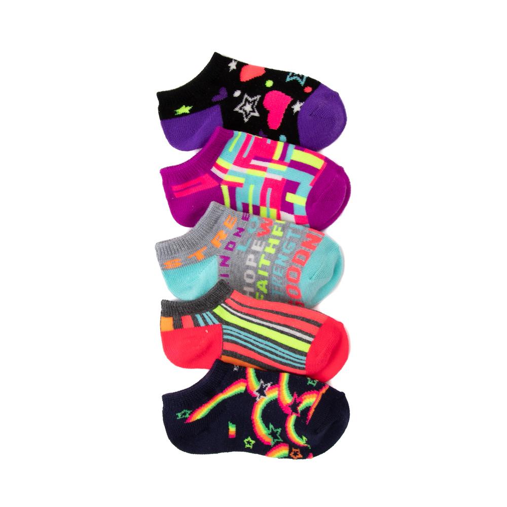 Fun Glow Footies 5 Pack - Toddler - Multicolor