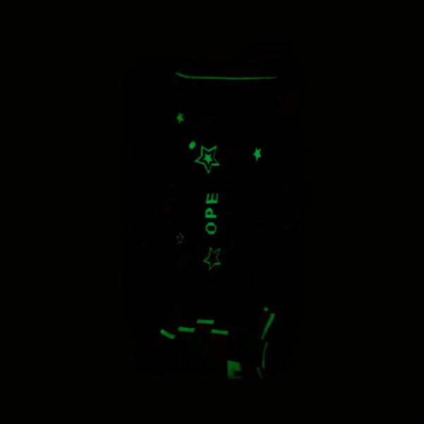 alternate view Fun Glow Footies 5 Pack - Little Kid - MulticolorALT1