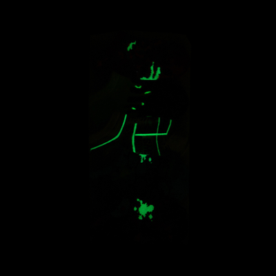 Alternate view of Glow Footies 5 Pack - Baby - Multicolor
