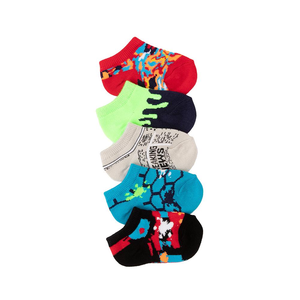 Glow Footies 5 Pack - Baby - Multicolor