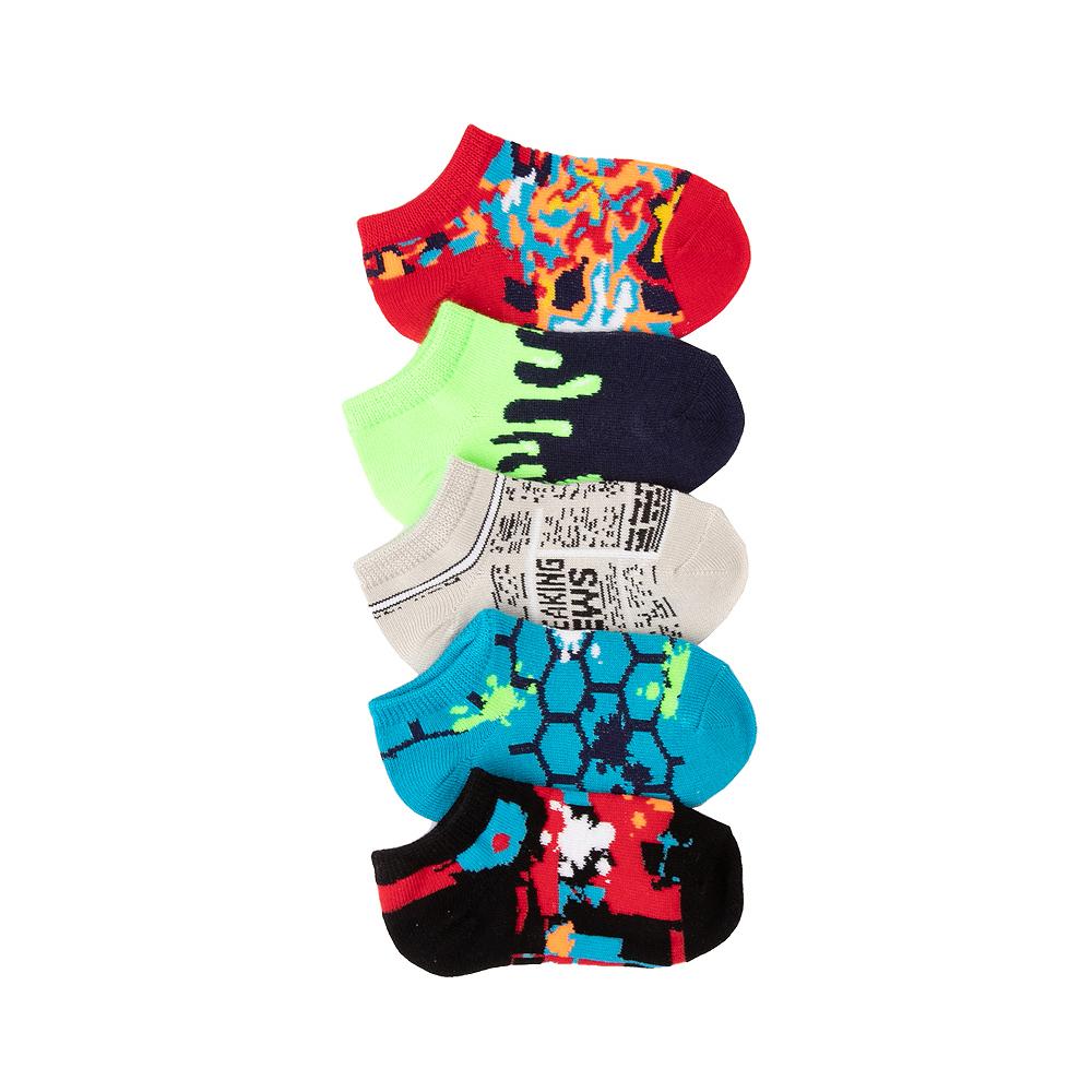 Glow Footies 5 Pack - Toddler - Multicolor