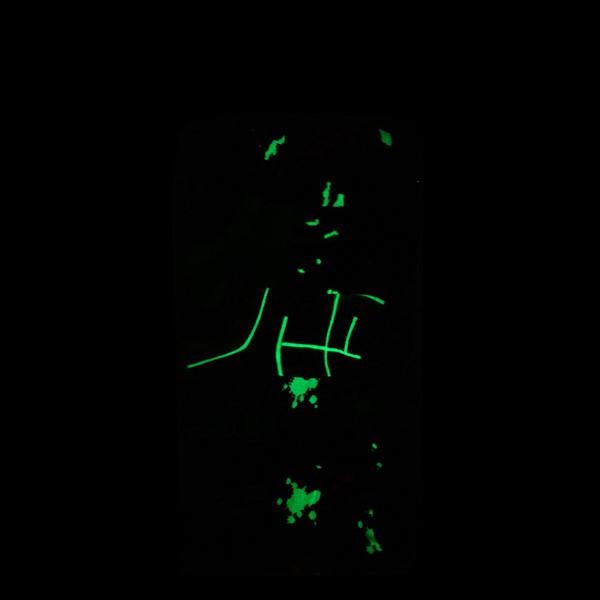 alternate view Glow Footies 5 Pack - Little Kid - MulticolorALT1
