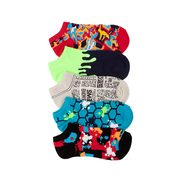 Main view of Glow Footies 5 Pack - Big Kid - Multicolor