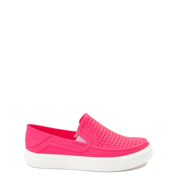 Crocs CitiLane Roka Slip On Casual Shoe - Baby / Toddler / Little Kid - Paradise Pink