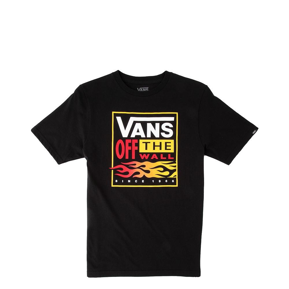 Vans Off The Wall Since '66 Tee - Little Kid / Big Kid - Black